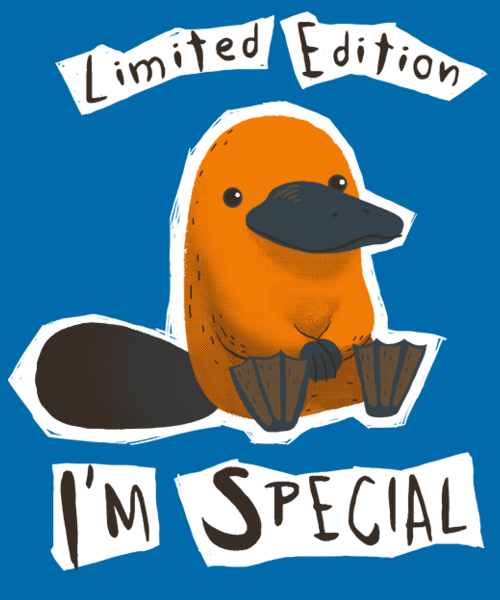 Qwertee: Limited edition