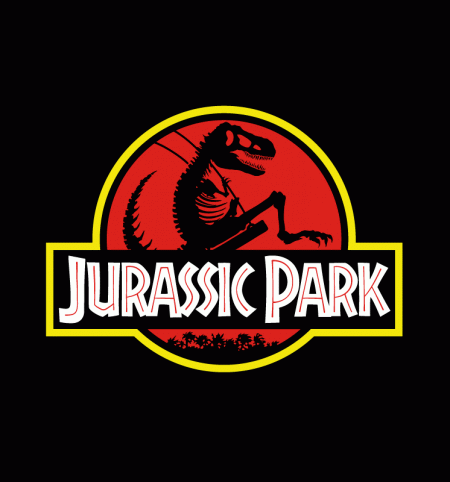 BustedTees: Jurassic Park