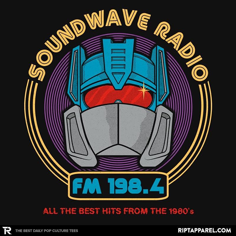 Ript: Soundwave Radio
