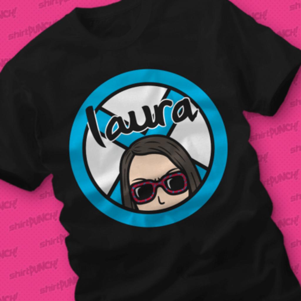 ShirtPunch: Laura
