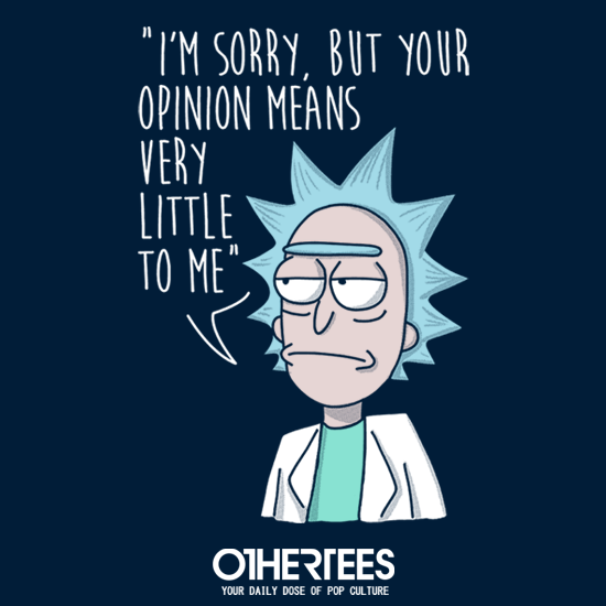 OtherTees: Rick's Opinion