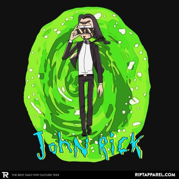 Ript: John Rick