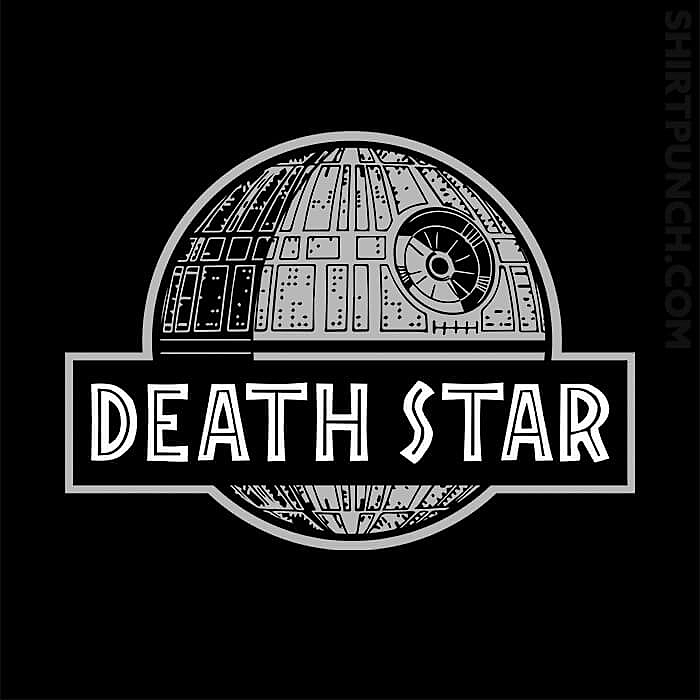 ShirtPunch: Death Star