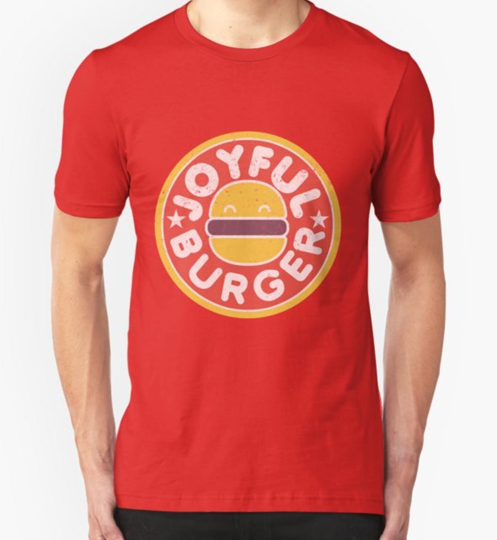 RedBubble: Joyful Burger