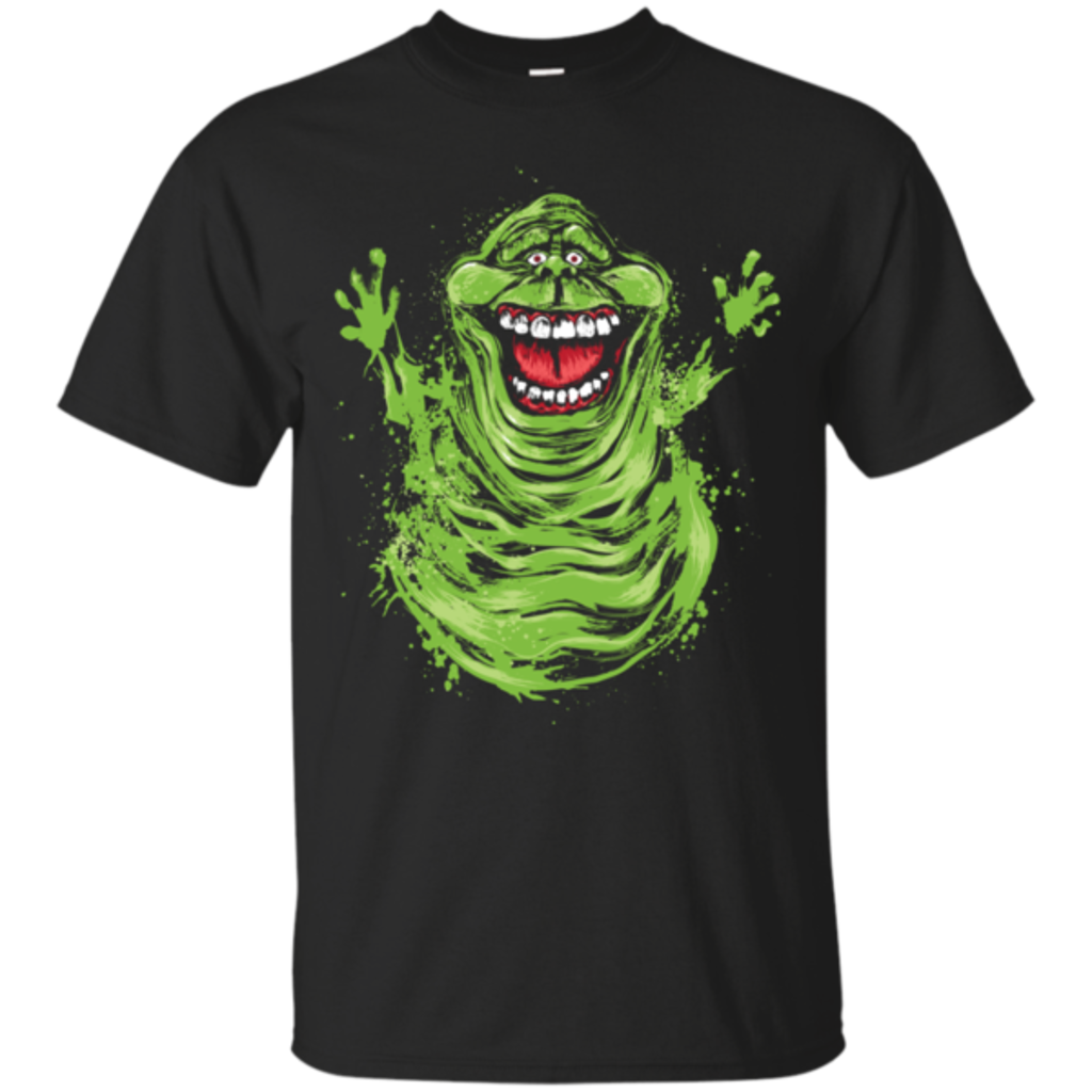 Pop-Up Tee: Pure Ectoplasm