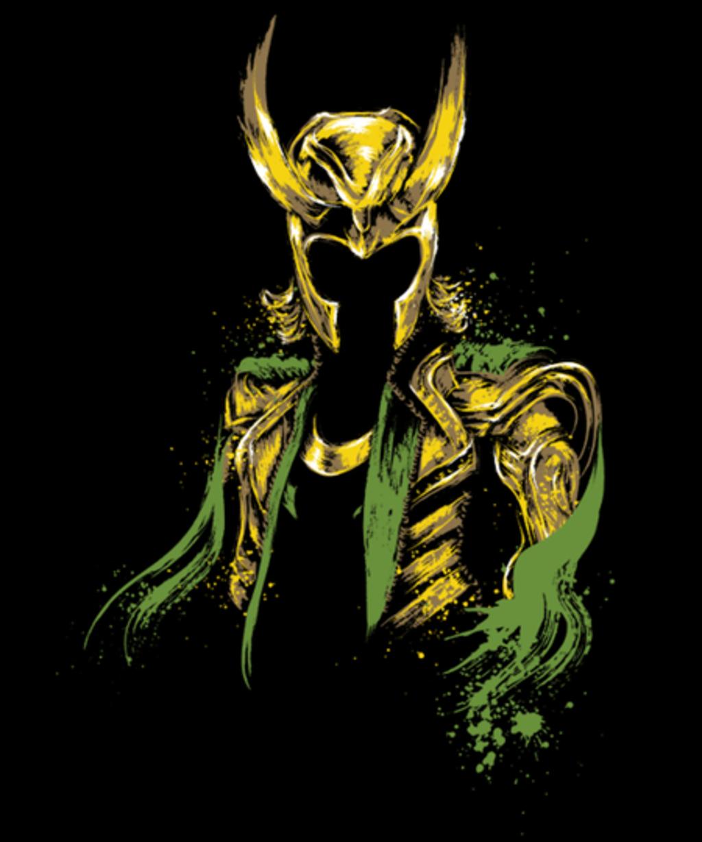 Qwertee: The God of Mischief