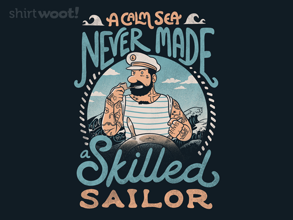 Woot!: A Skilled Sailor