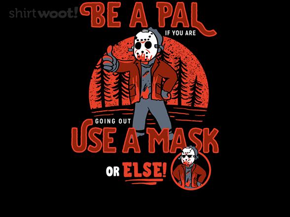 Woot!: Be a Pal Like Jason