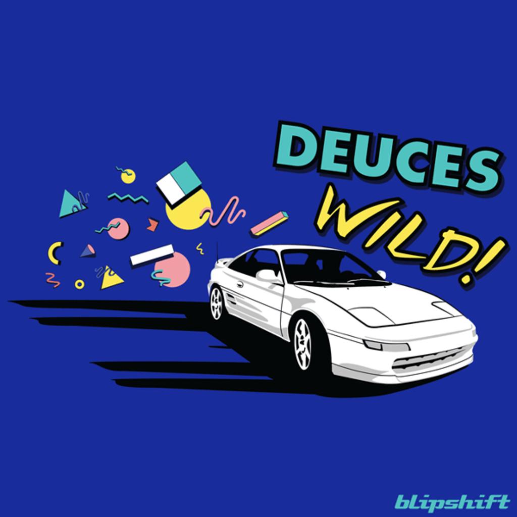 blipshift: Deuces Wild