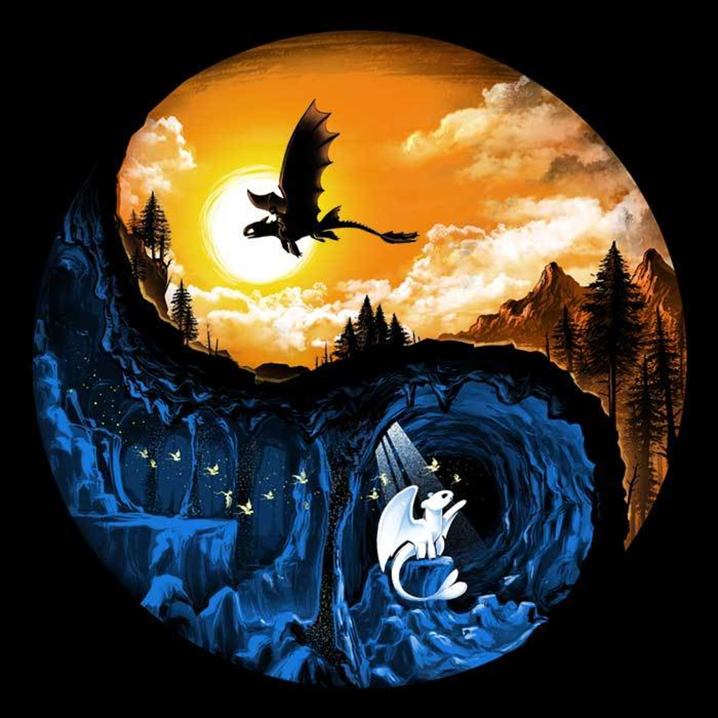 Once Upon a Tee: The Hidden World