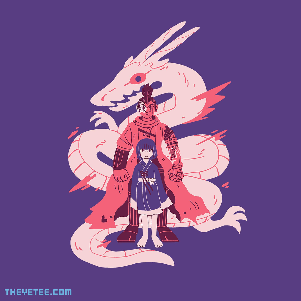 The Yetee: Dragon Heritage