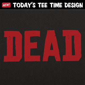 6 Dollar Shirts: Dead Red