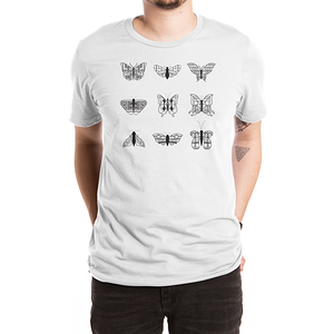Threadless: wright's butterflies