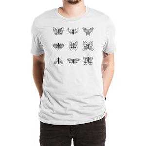Threadless: wright's butterflies
