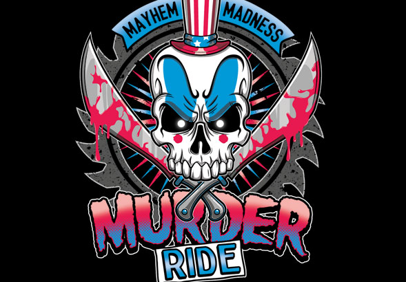 teeVillain: Murder Ride