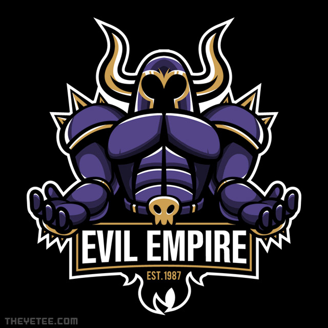 The Yetee: Evil Empire
