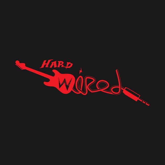 TeePublic: Hardwired