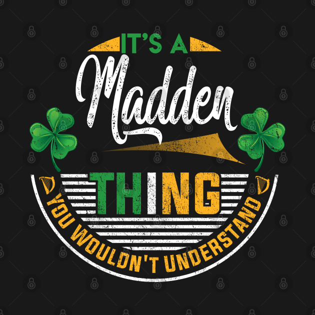 TeePublic: It's A Madden Thing You Wouldn't Understand