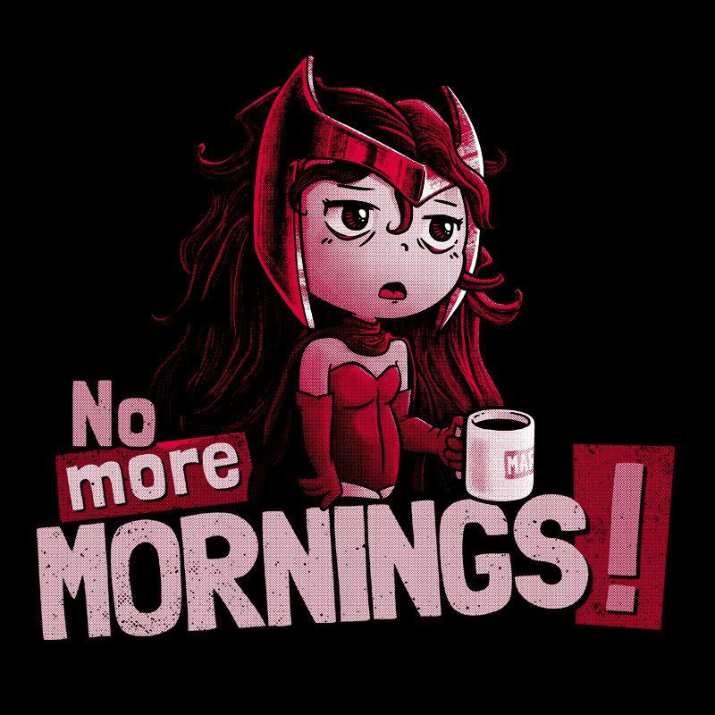 Pampling: No More Mornings
