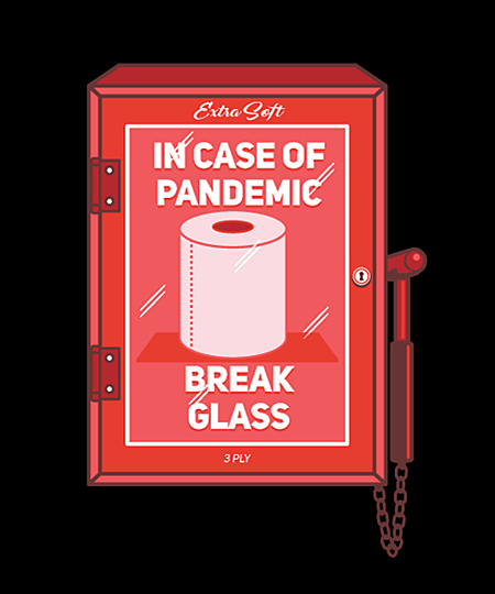 Qwertee: In case of Pandemic