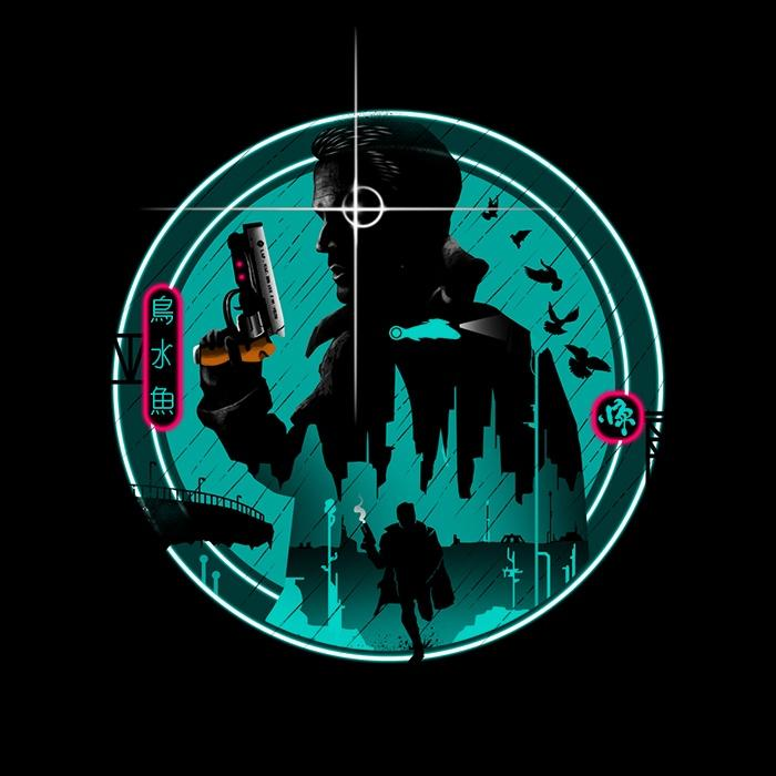 Once Upon a Tee: Neo Noir Runner