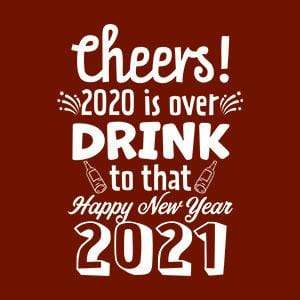 BustedTees: Cheers 2020 Is Over