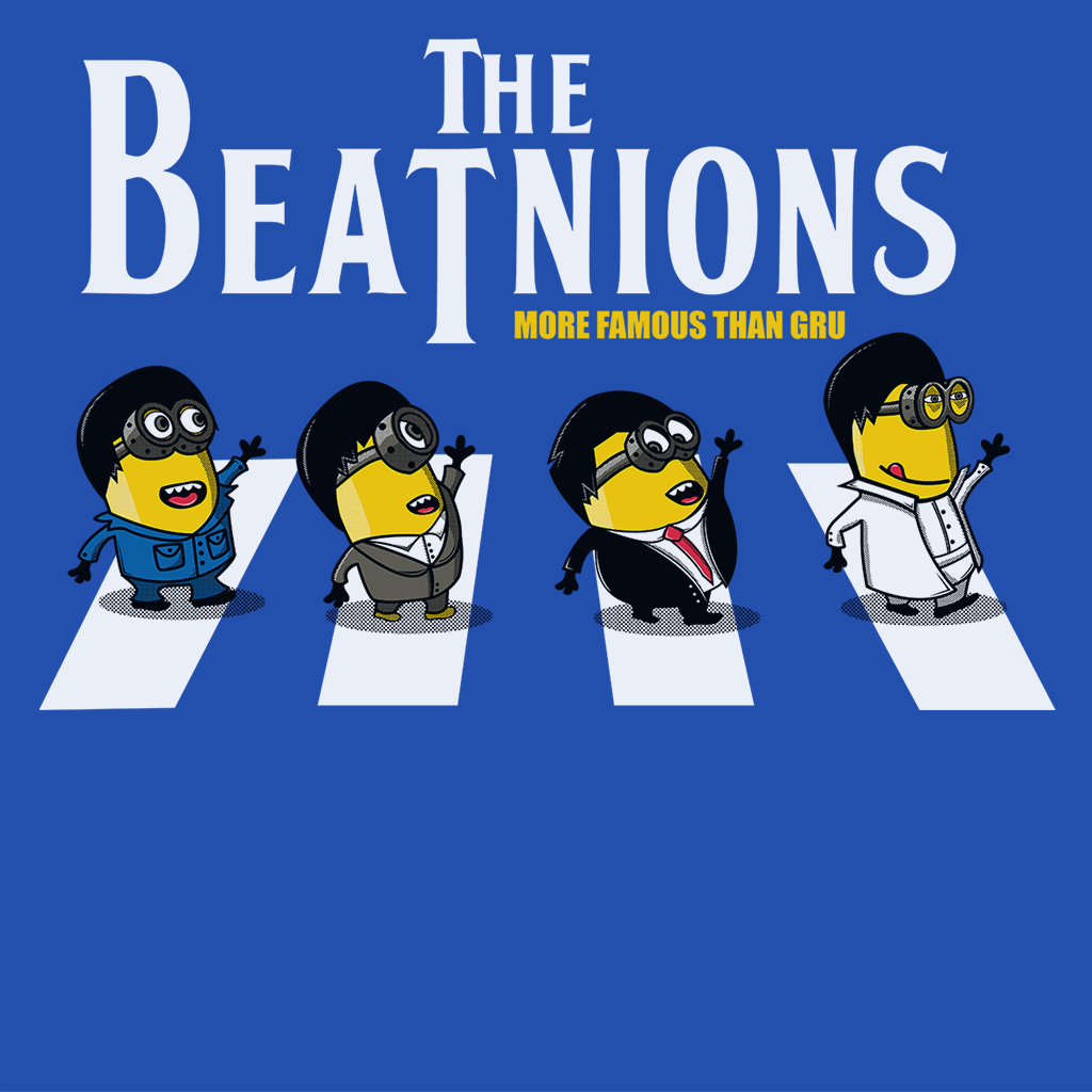 Pop-Up Tee: The Beatnions