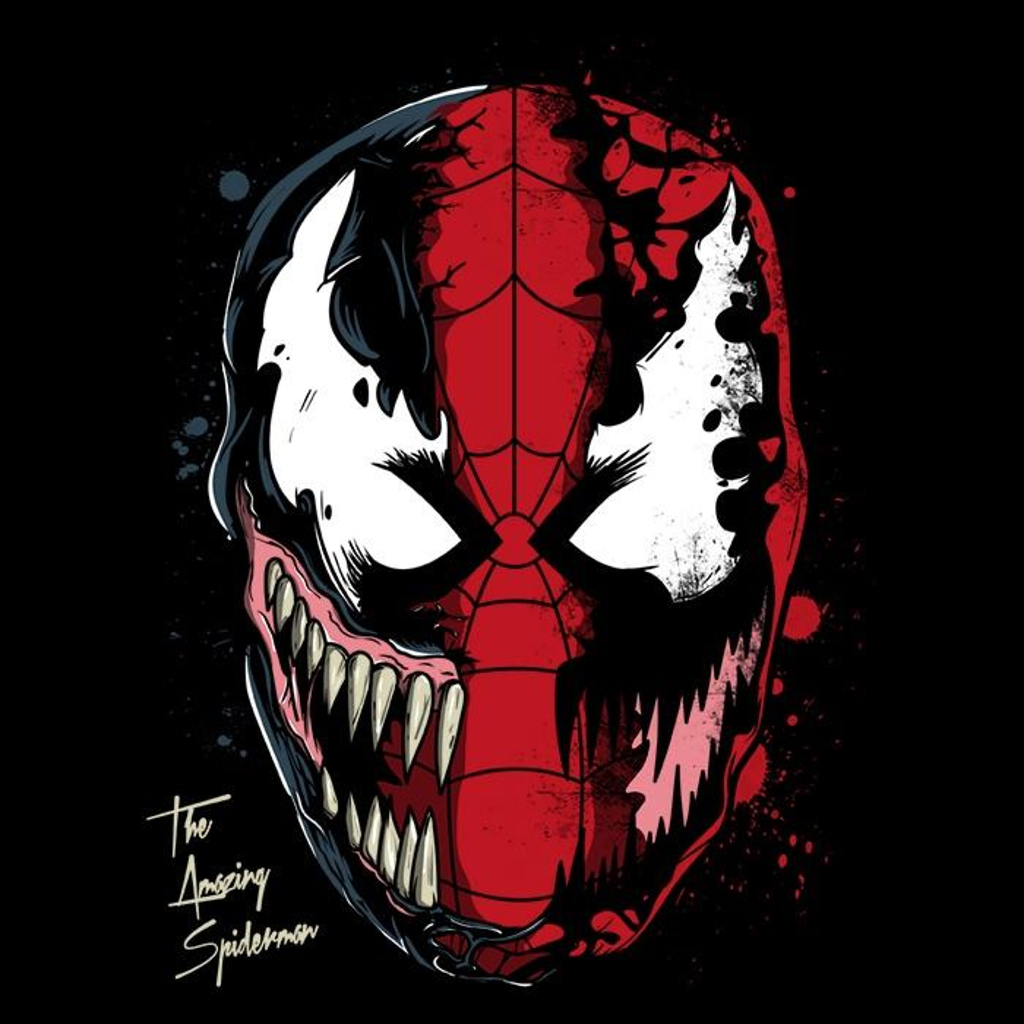 Once Upon a Tee: Daft Spider