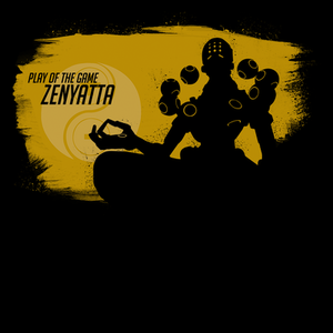 Pop-Up Tee: Zenyatta