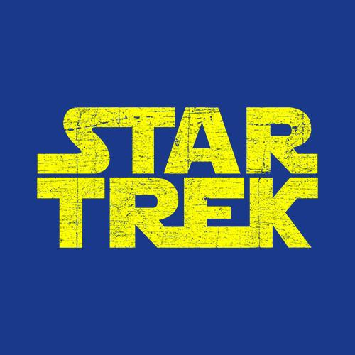 Five Finger Tees: Star Trek Wars T-Shirt