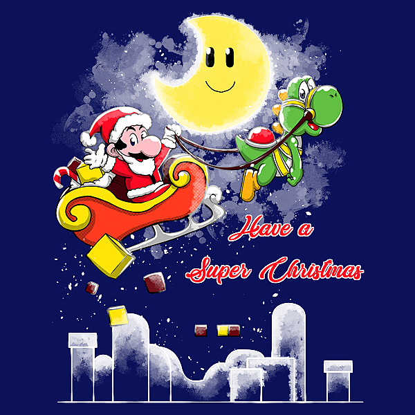 NeatoShop: Super Christmas
