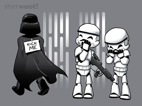 Woot!: Trooper Tricks