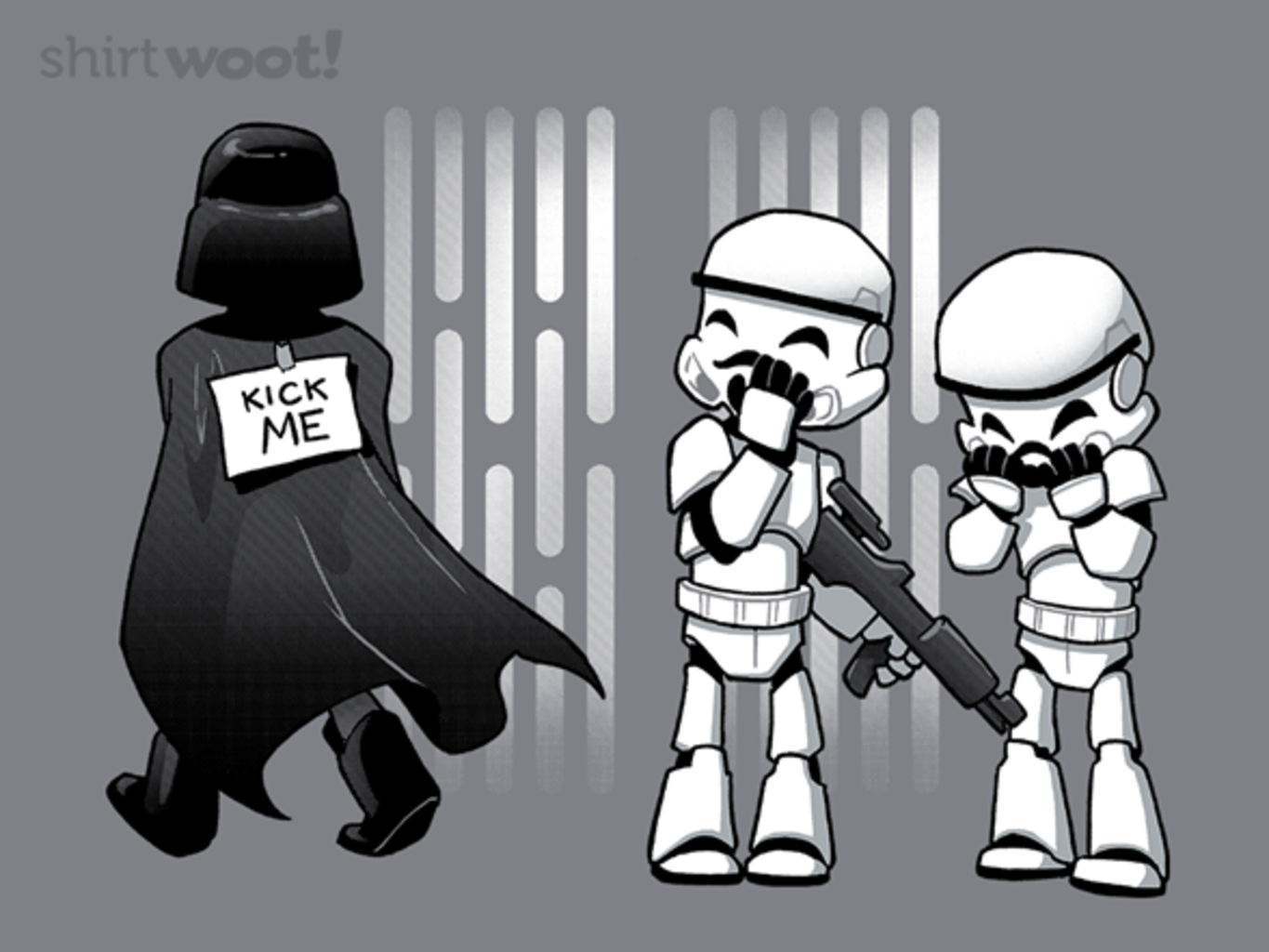 Woot!: Trooper Tricks