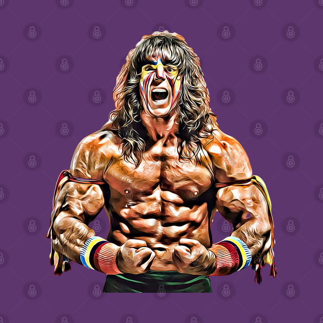 TeePublic: Ultimate Warrior: Gods & Legends