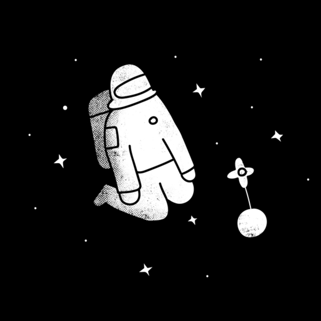 NeatoShop: The Lonely Spaceman
