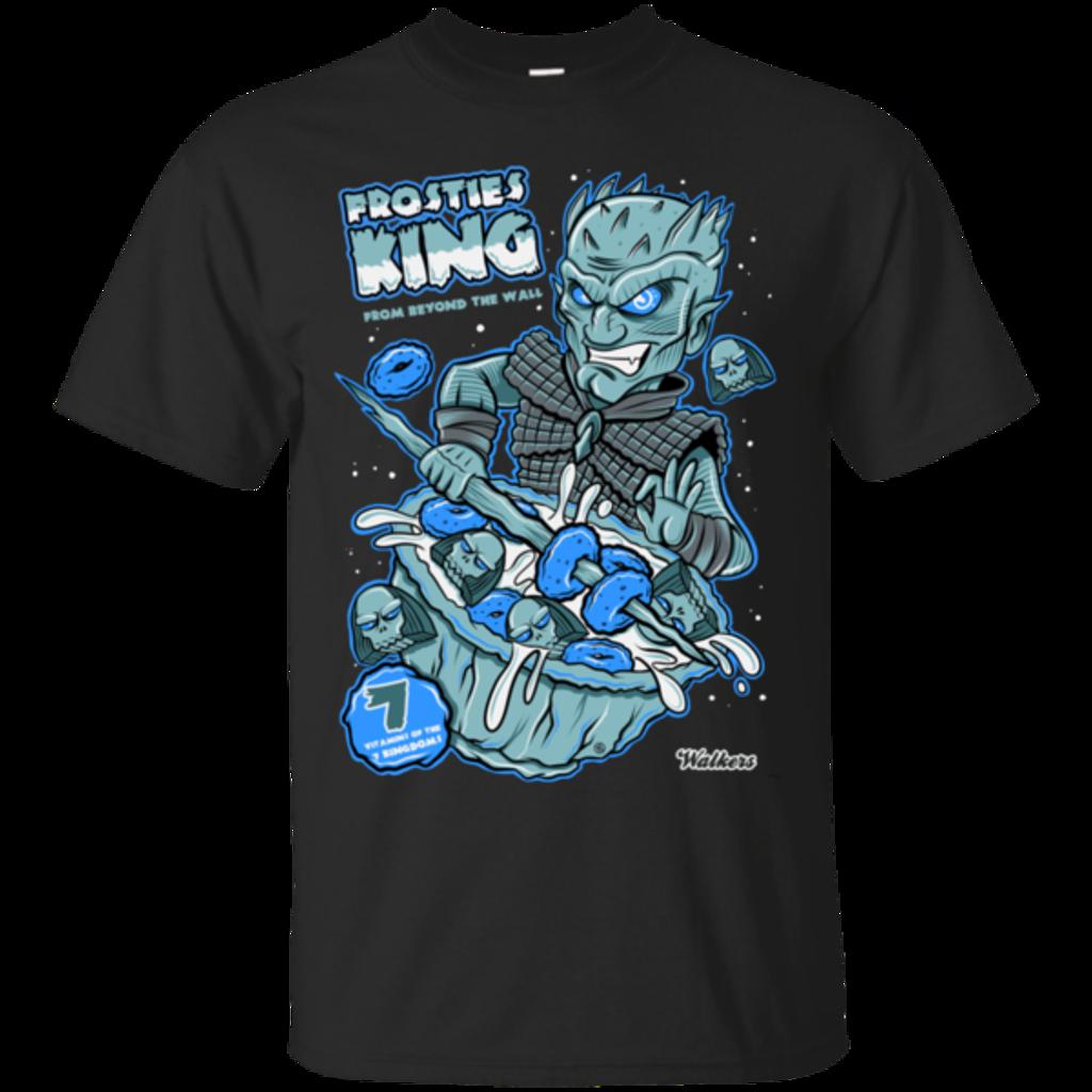 Pop-Up Tee: Frostie's King