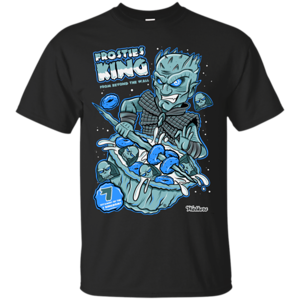 Pop-Up Tee: Frostie's King