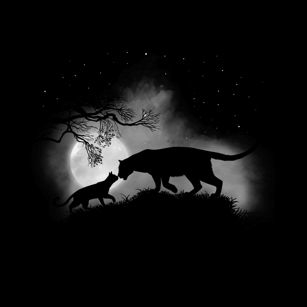 NeatoShop: Cat & Panther