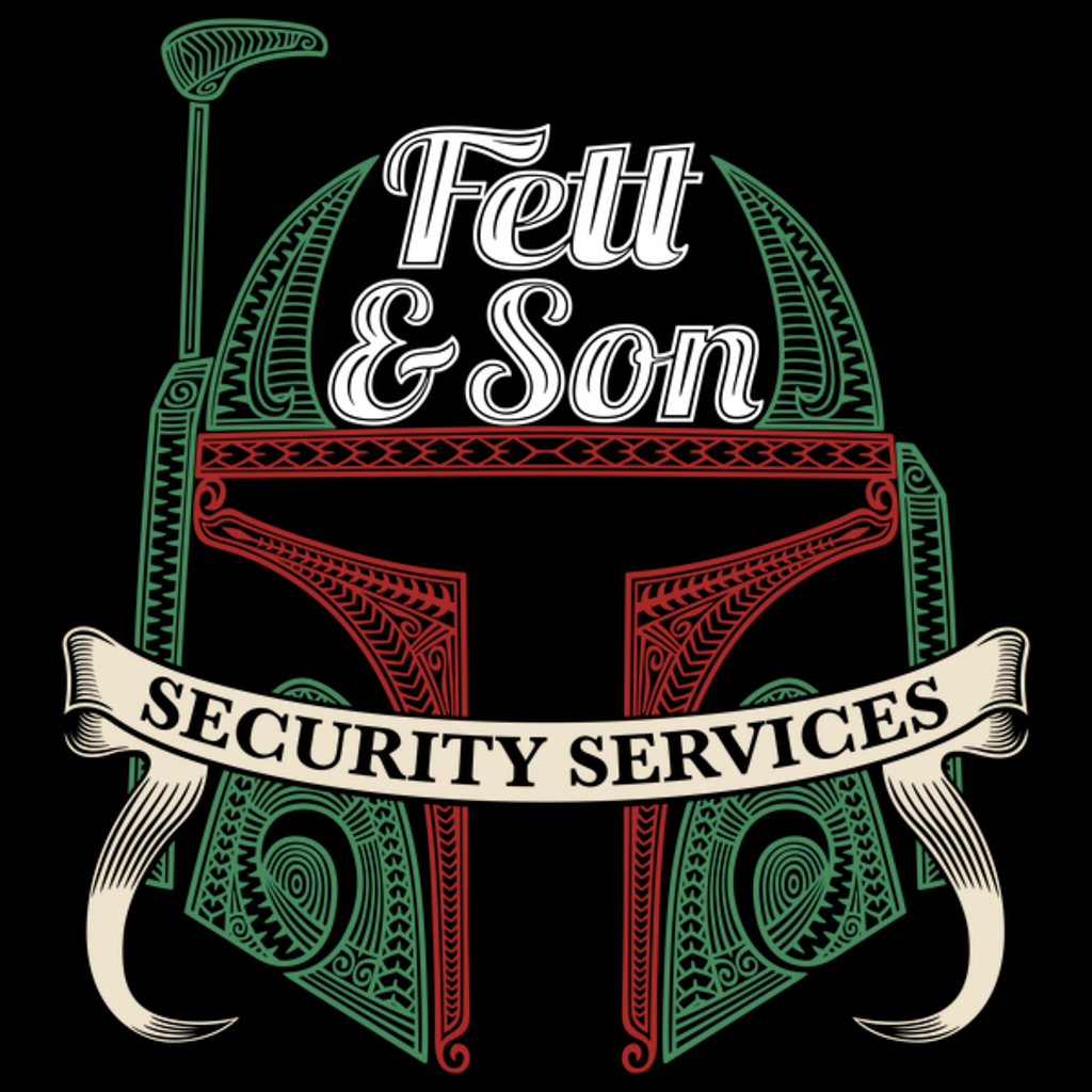 NeatoShop: Fett & Son Security Services