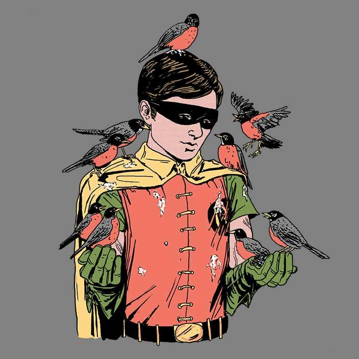 Once Upon a Tee: Crazy Bird Lady