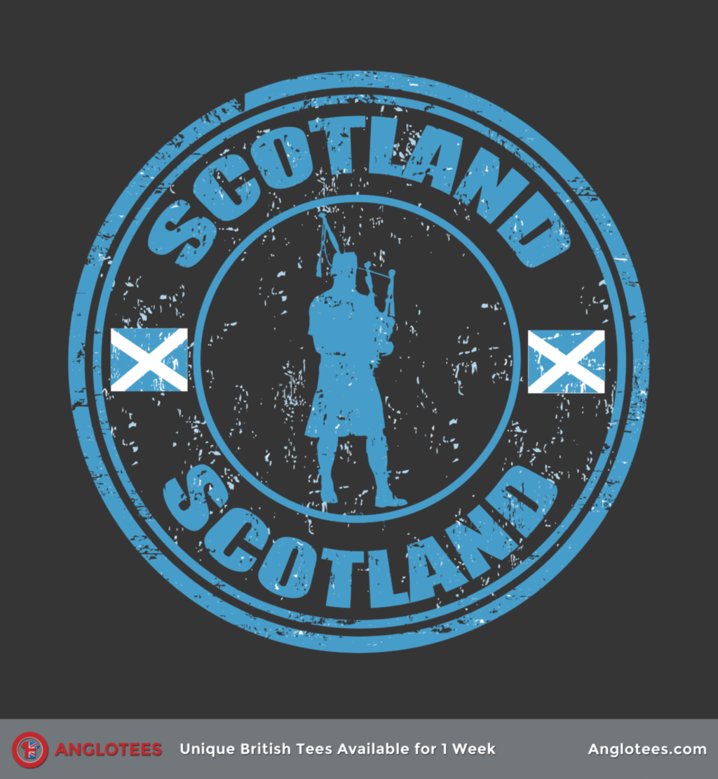 Anglotees: Scotland Rules!
