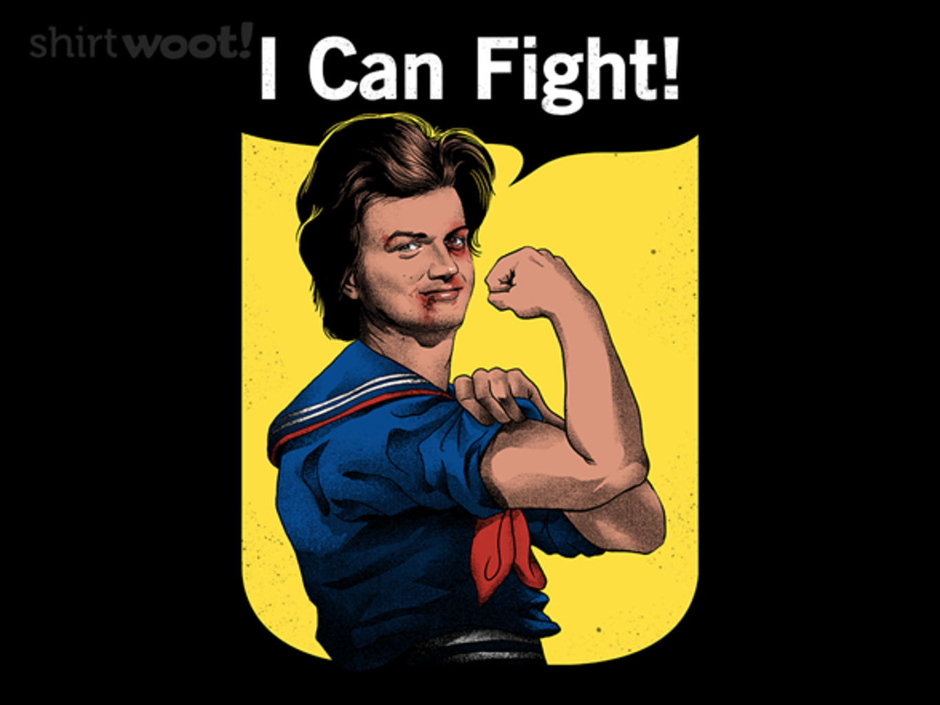 Woot!: I Can Fight!