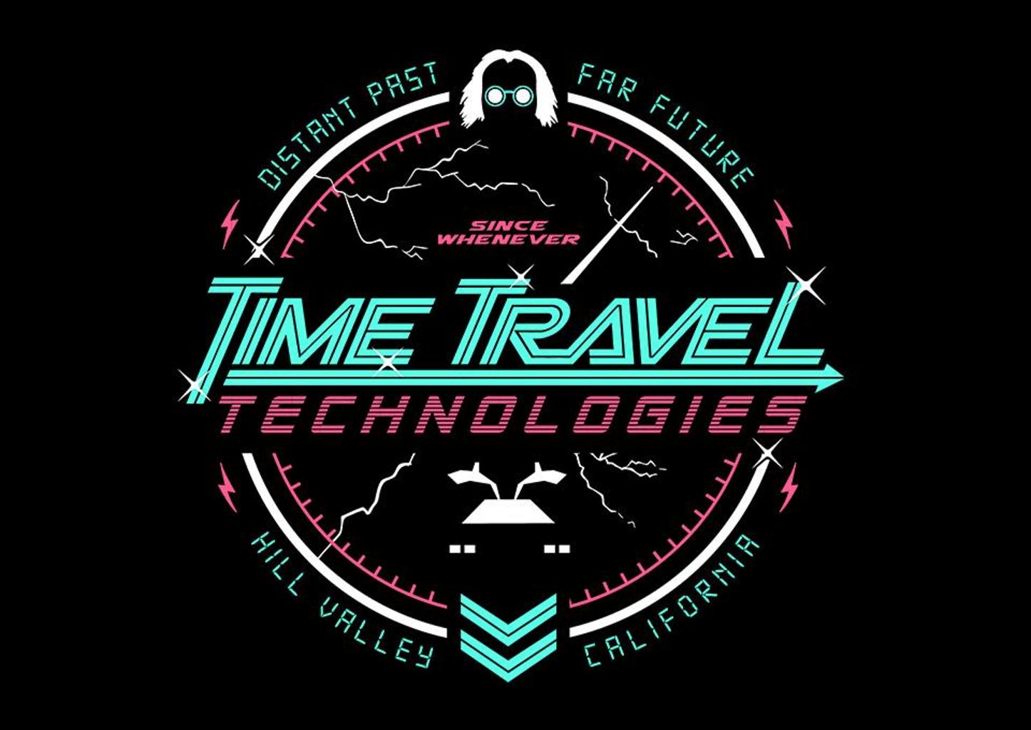 TeeFury: Time Travel