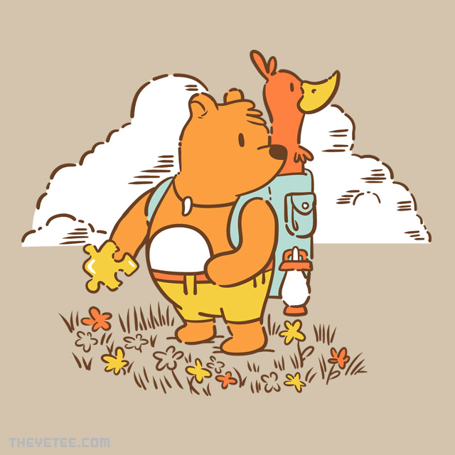 The Yetee: Storybook Adventure