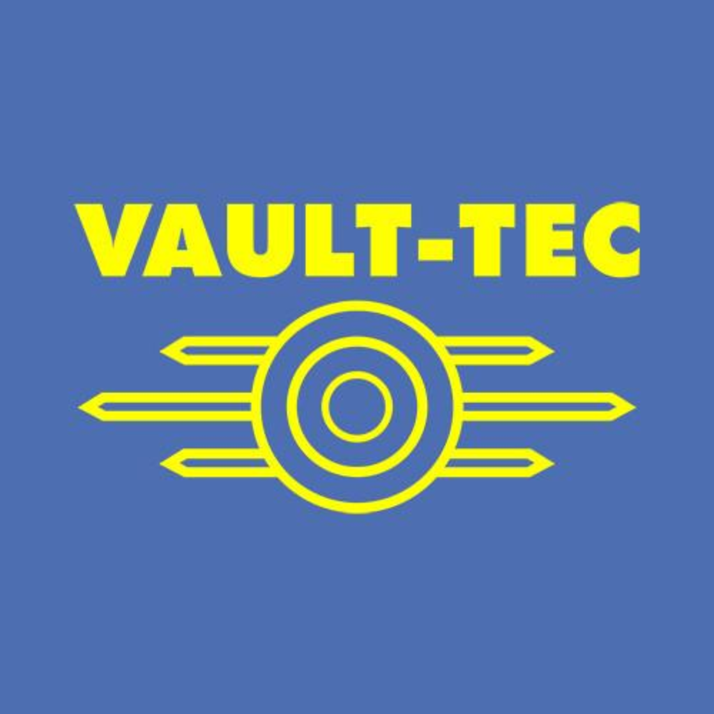 Five Finger Tees: Vault-Tec T-Shirt