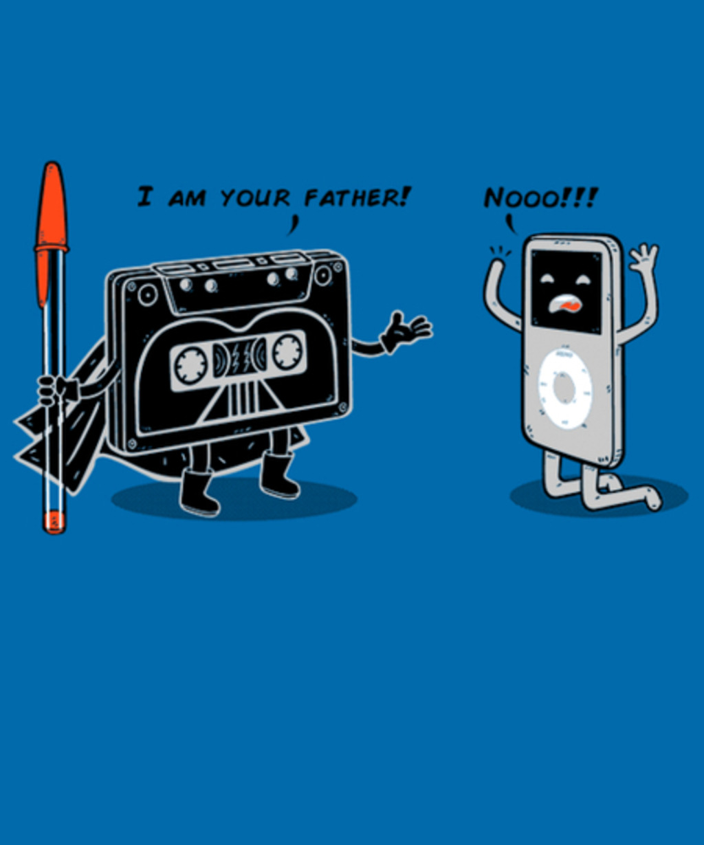 Qwertee: I am your father! V2
