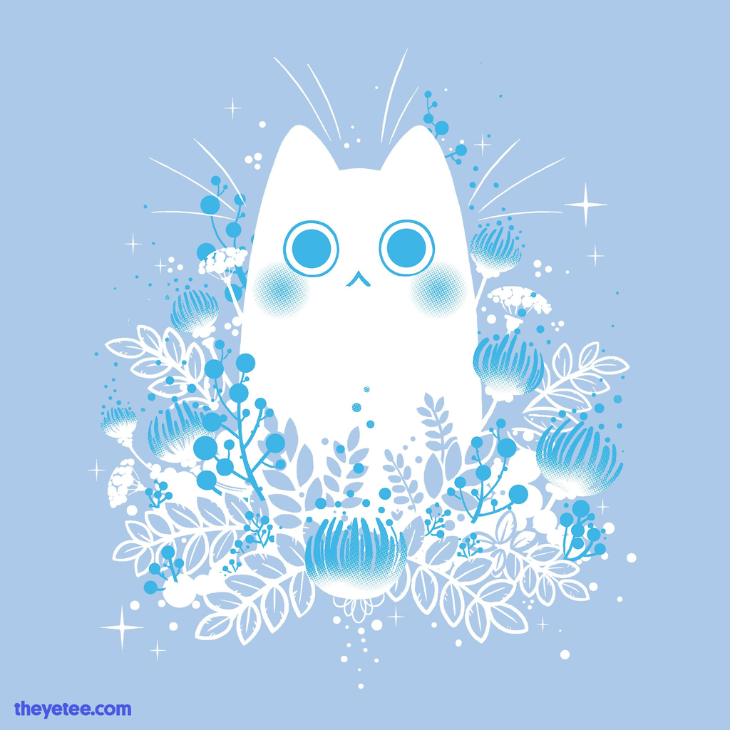 The Yetee: Minty Peach