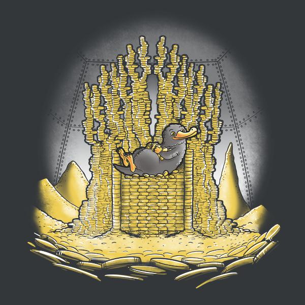 NeatoShop: Golden throne