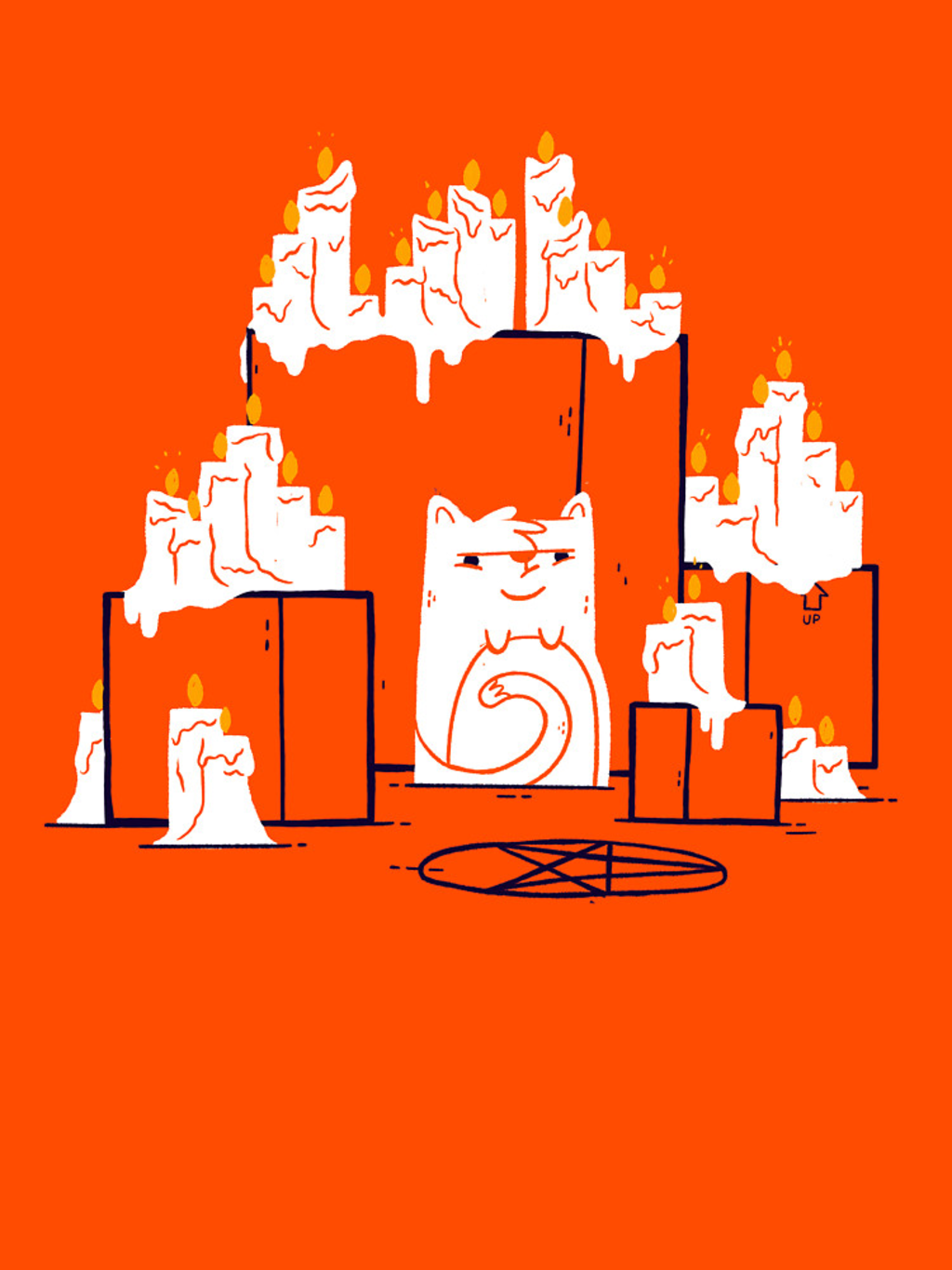 RedBubble: Kitty Cat Cult