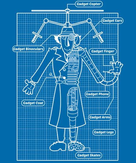 Qwertee: Inside Gadget